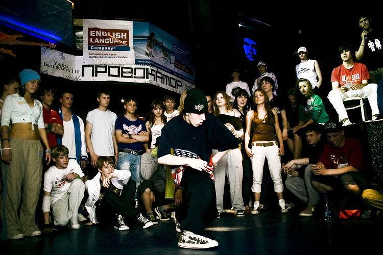 """King Of Kings"" Dancing Battle"