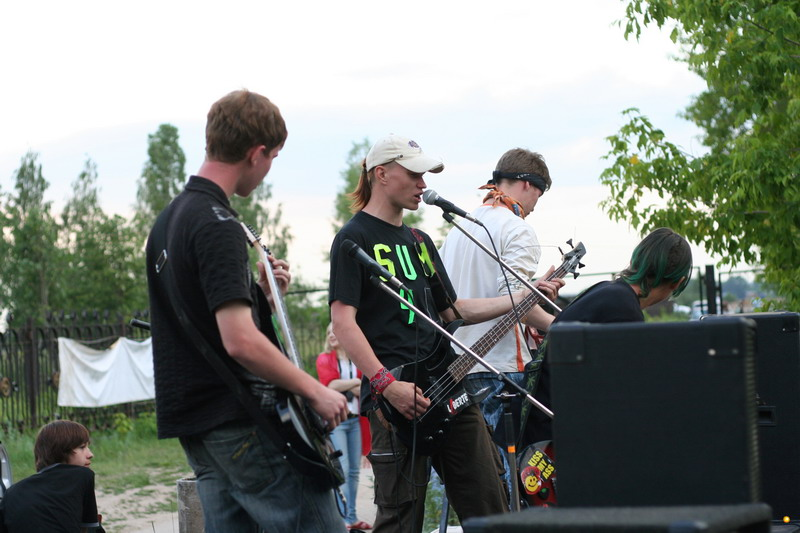 OPEN AIR! / ROCK $ METAL $ ALTERNATIVE $ PUNK $ INDY$ ROCKnROLL /