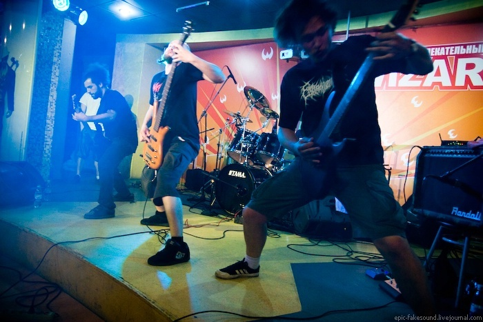 Mosh Brutality Session �08