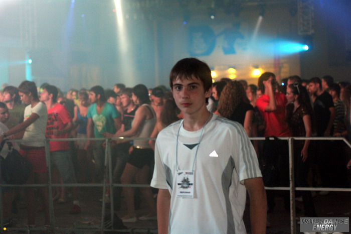 "Global Dance Event ""WATERDANCE: ENERGY"" (c) киск"