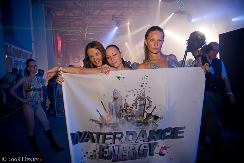 "Global Dance Event ""WATERDANCE: ENERGY"" (c) Denky"