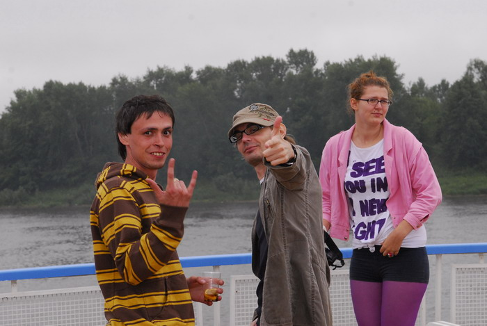 Официальная afterparty фестиваля WATERDANCE 2008