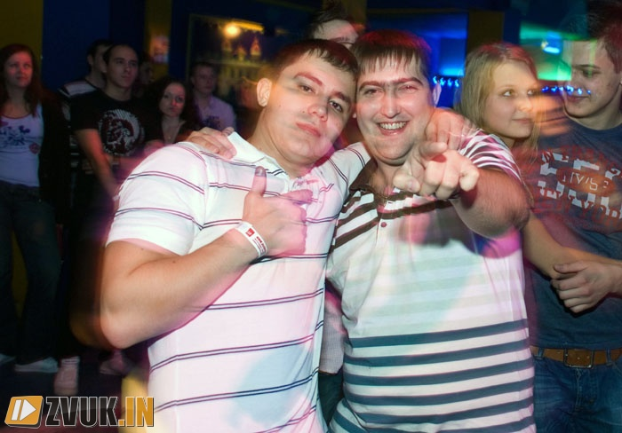 International Dance Party «Back 2 Russia»-vol.3