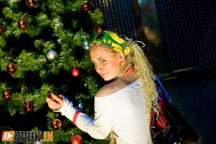 Ragga-jungle New Year Party