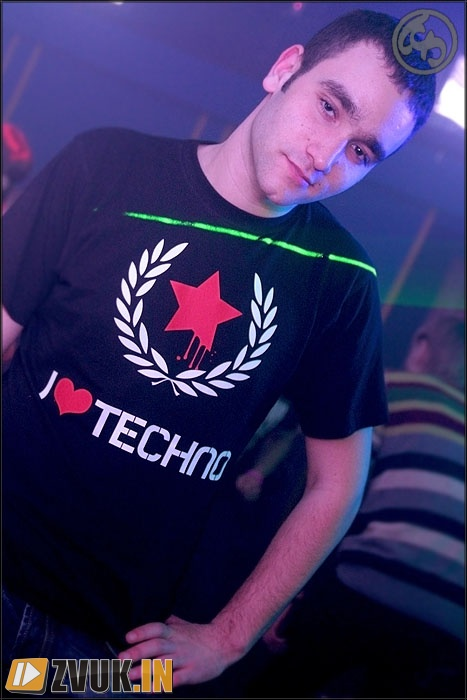 LOVE TECHNO PARTY 9