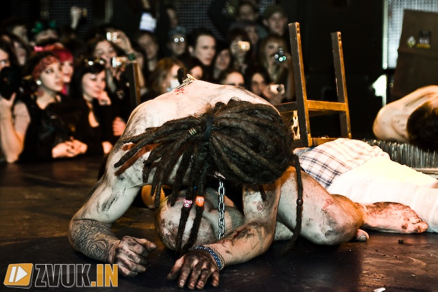 ForGotTen - III Gothic Industrial Festival :: ��� ����
