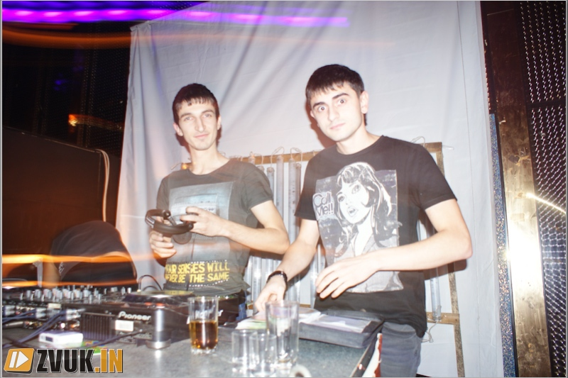 DJ Romanov Birthday Party