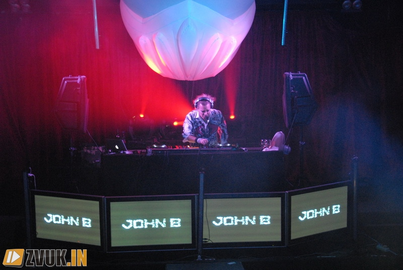 PIRATE CLUB: JOHN B (uk) + ENGAGE (spb) + ENCODE (nn) + HECTIX (nn)